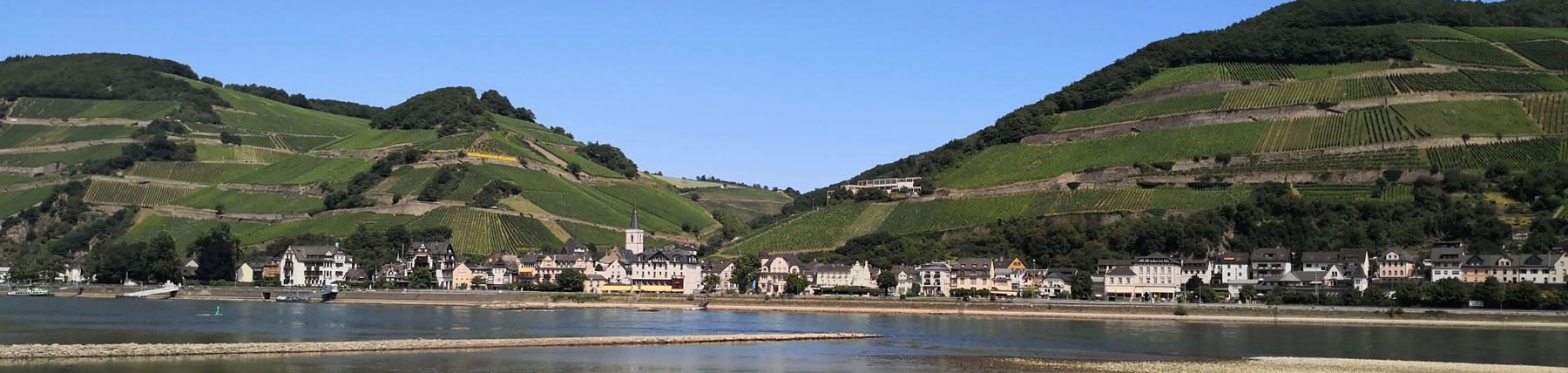 Banner image for Day 27 - Mannheim to Oberwesel